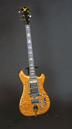 wanted guitar with body shape of alembic vintage ibanez guitarsite. Black Bedroom Furniture Sets. Home Design Ideas